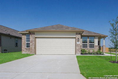 Schertz Single Family Home New: 12412 Belfort Point