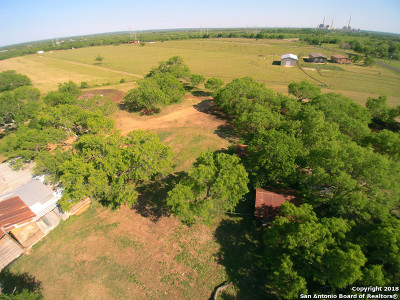 Bexar County Single Family Home For Sale: 8250 Gardner Rd