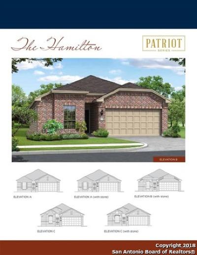 Schertz Single Family Home For Sale: 12418 Belfort Point