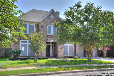 New Braunfels Single Family Home For Sale: 2367 Oak Pebble