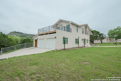 Canyon Lake Single Family Home Price Change: 750 Irene Dr