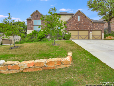 San Antonio Single Family Home New: 8015 Platinum Court