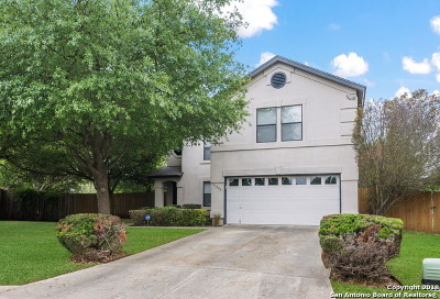 Helotes Single Family Home New: 11903 Legend Trail
