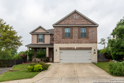 Bexar County, Kendall County Single Family Home New: 144 Prairie Falcon