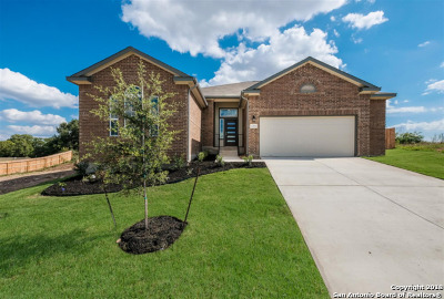 Schertz Single Family Home New: 12514 Barr Way