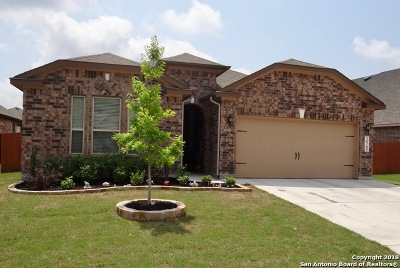 Bulverde Single Family Home New: 30700 Horseshoe Path