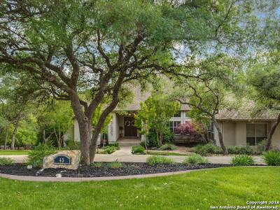 San Antonio Single Family Home For Sale: 45 Trophy Ridge