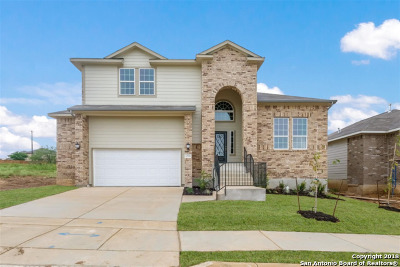Schertz Single Family Home New: 12555 Rothau Drive