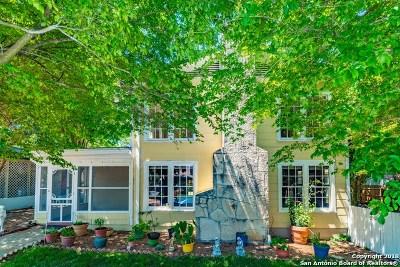 San Antonio TX Single Family Home Back on Market: $349,000