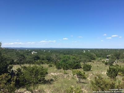 Boerne Residential Lots & Land New: 594 Horizon Crest