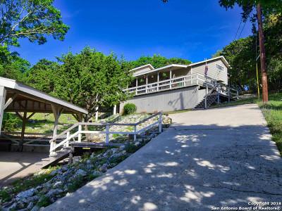 Canyon Lake Single Family Home Price Change: 2213 Colleen Dr