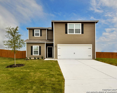 San Antonio Single Family Home Back on Market: 6419 Woodcliff Bend