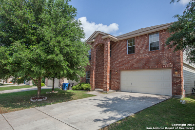 San Antonio Single Family Home New: 7318 Tranquillo Way