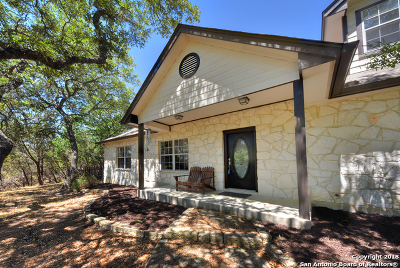 Bulverde Single Family Home For Sale: 31439 High Ridge Dr