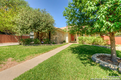 San Antonio Single Family Home Back on Market: 2351 Wilderness Hill