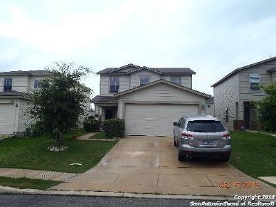San Antonio TX Single Family Home Back on Market: $145,000