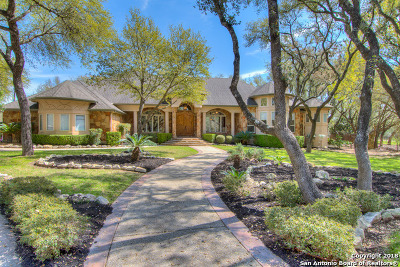 Bexar County, Kendall County Single Family Home New: 8210 Jamestown Sq
