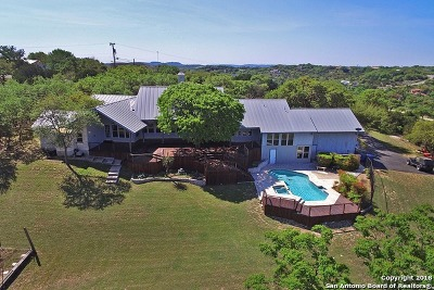 Bexar County, Kendall County Single Family Home New: 7817 Rocking Horse Ln