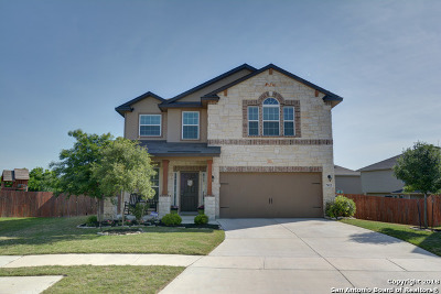Bexar County Single Family Home New: 7022 Ozona Cove