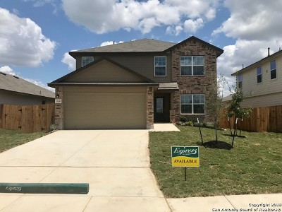 San Antonio Single Family Home New: 11630 Boyd Bay