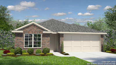 San Antonio Single Family Home New: 11627 Tiger Woods