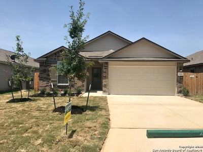 San Antonio Single Family Home New: 11631 Tiger Woods