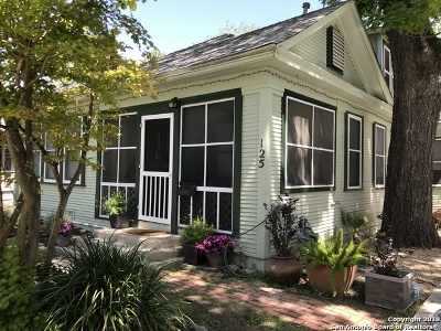 San Antonio Single Family Home Back on Market: 125 Magnolia Dr