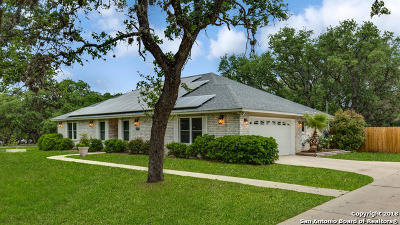 Helotes Single Family Home For Sale: 10731 Wynstone Pl