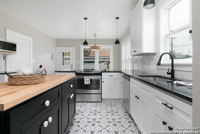 San Antonio Single Family Home Back on Market: 1019 Palmetto Ave