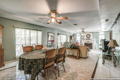 San Antonio TX Single Family Home New: $215,000