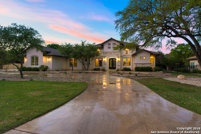 Boerne Single Family Home New: 9008 Jodhpur Drive