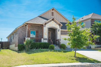 Bexar County Single Family Home New: 6138 Diego Ln