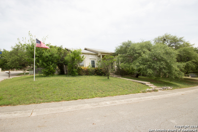 Helotes Single Family Home New: 11160 Round Tree Patch