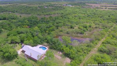 Bexar County Single Family Home New: 5914 Cacias Rd