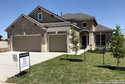 San Antonio Single Family Home New: 8942 Highland Dawn