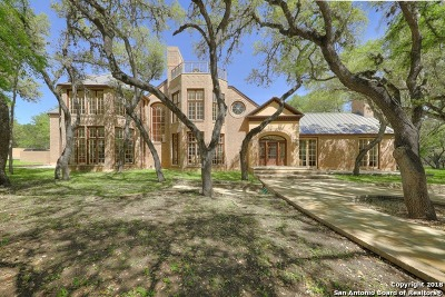 Hill Country Village Single Family Home New: 275 Limestone Creek Rd