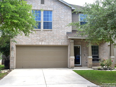 Helotes Single Family Home New: 11118 Verbena Path