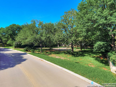 San Antonio Residential Lots & Land New: 151 W Park Hill Dr