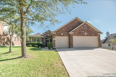 Cibolo Single Family Home New: 258 Royal Troon Dr