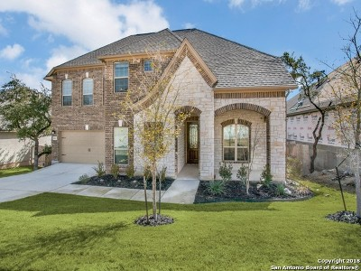 Boerne Single Family Home Price Change: 8622 Gelvani Vina