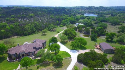 Canyon Lake Single Family Home Price Change: 750 Sir Winston Dr