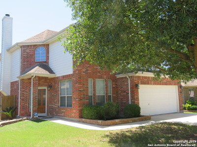 Schertz Single Family Home New: 2548 Sir Barton Bay