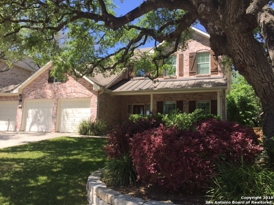 Stonewall Ranch Single Family Home For Sale: 430 Cypress Trail