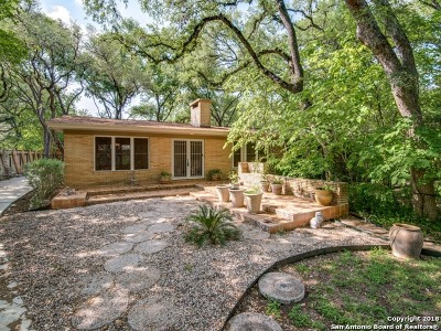 Castle Hills Single Family Home New: 215 Carolwood Dr