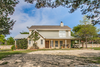 Spring Branch Single Family Home New: 401 Cypress Springs Dr