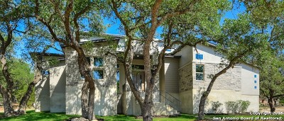 Spring Branch Single Family Home New: 345 Lantana Crossing