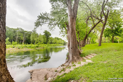 New Braunfels Residential Lots & Land For Sale: 1390 Ervendberg Ave