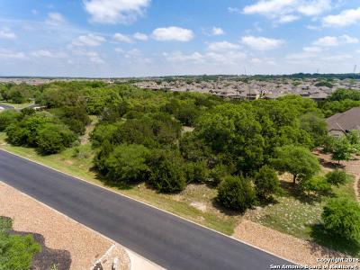 San Antonio Residential Lots & Land New: 22126 Angostura Blvd