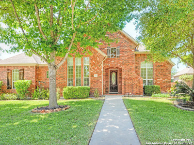 San Antonio TX Single Family Home Price Change: $415,000