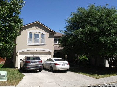 Single Family Home Price Change: 1323 Pecan Station